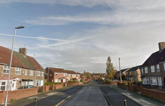 Man and woman shot in legs in Merseyside as car found on fire nearby