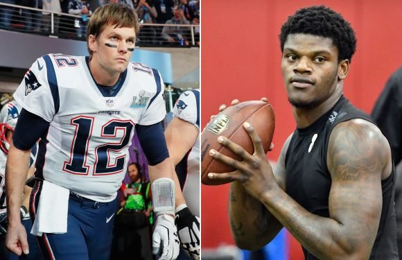 Tom Brady appears to endorse intriguing draft QB as his heir
