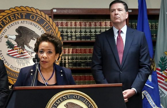 Comey throws Lynch under the bus over Hillary email probe