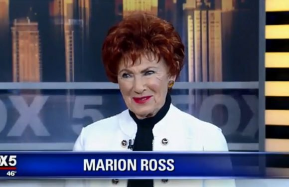 Mrs. Cunningham from 'Happy Days' drops s-bomb on morning show