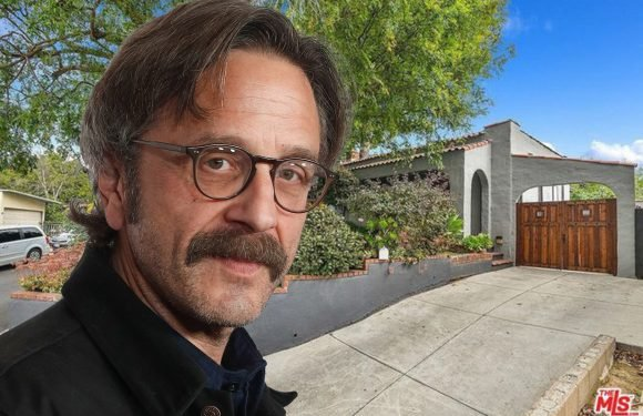 Marc Maron's home (and podcast studio) on the market for $749K