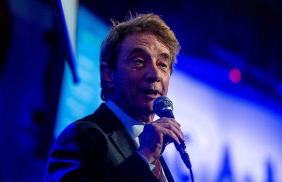 Martin Short schools New York on the 'rules of Hollywood'