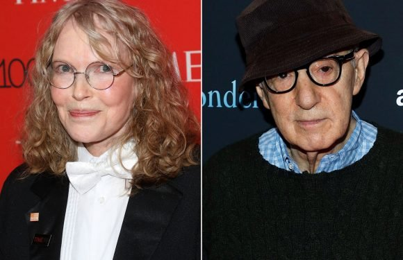 Mia Farrow didn't want Dylan talking about Woody Allen sex abuse claims