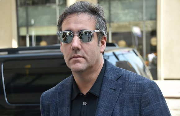 Cohen denies FBI raid turned up evidence of Russia meeting
