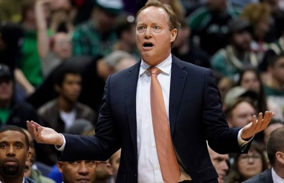 Mike Budenholzer wants Knicks job because he's sick of losing