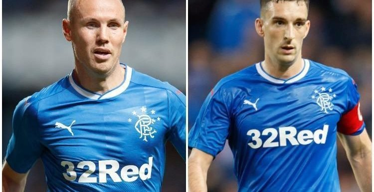 Rangers set to sack Kenny Miller and suspend Lee Wallace after bust-up with Graeme Murty following 4-0 loss to Celtic