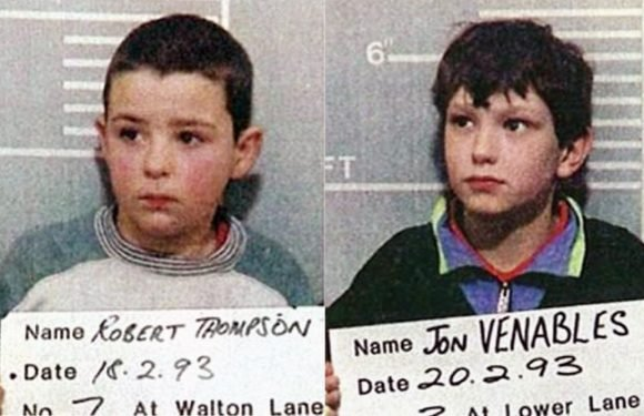 James Bulger's killers 'have received £380k in legal aid' since two-year-old's murder