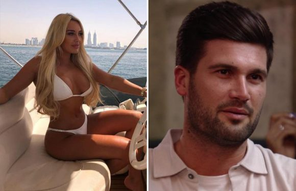 Towie's Dan Edgar admits he's STILL got feelings for Amber Turner as she goes on a date with hunky newbie Dean Ralph