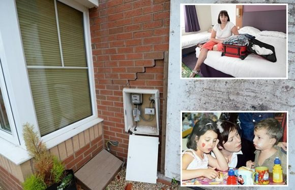 Mum, 46, and her two kids forced to live in Airbnb for THREE YEARS after landlord accidentally double-rented their home