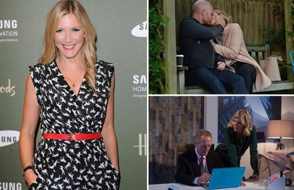 Lisa Faulkner would love to return to EastEnders after bosses left door open for her character Fi Browning