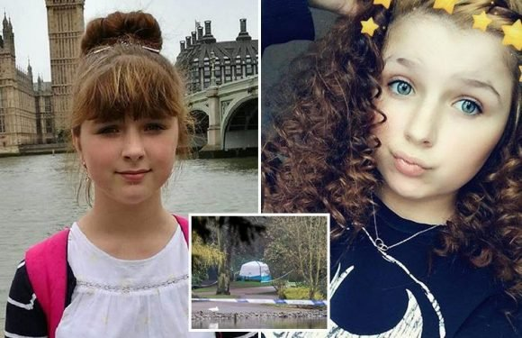 Wolverhampton murder victim Tori Sokolova, 14, pictured for the first time after 'beautiful, bubbly' schoolgirl was found dead in park