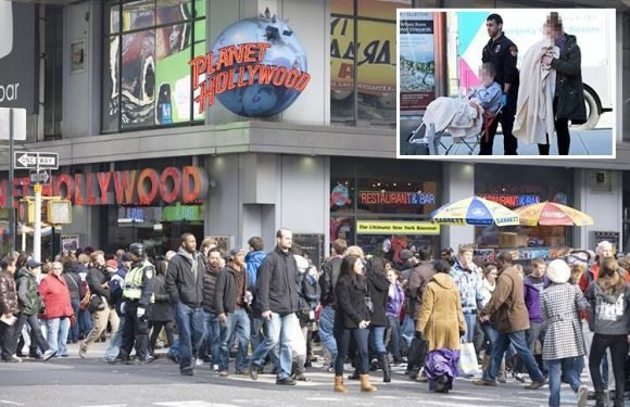 Brit school kids 'ate at Planet Hollywood then started dropping like flies' as mass food poisoning outbreak sent 51 to hospital