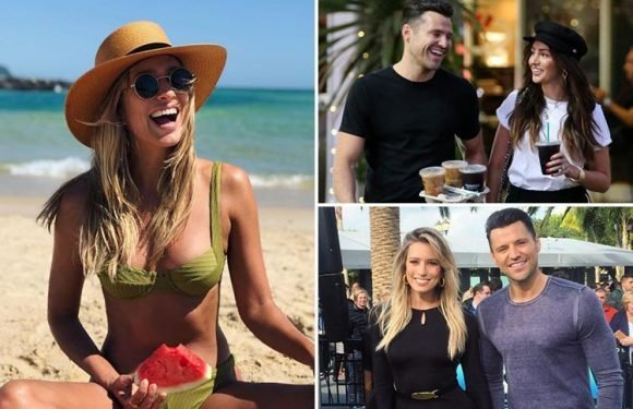 Michelle Keegan feeling 'jealous' after husband Mark Wright gushes about Renee Bargh in string of flirty posts