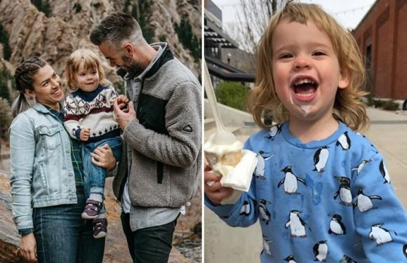 These parents refuse to tell people if their 'theyby' two-year-old is a boy or a girl
