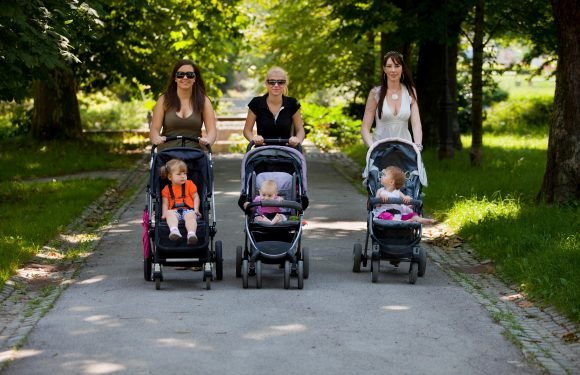 Dangerous mistake parents make with prams during hot weather – and what you SHOULD do instead