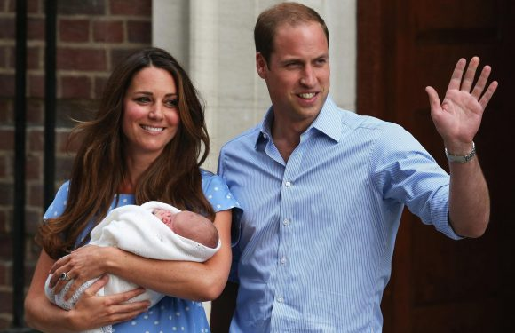 Is this the takeaway that Kate Middleton and Prince William will tuck into after their baby's birth?