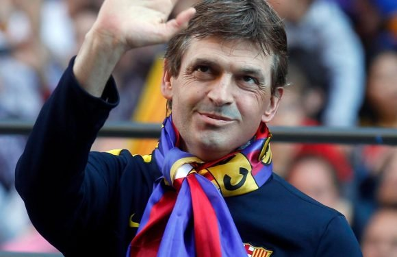 Ex-Barcelona manager Tito Vilanova remembered as Catalans pay respects four years after his death