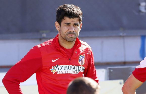 Former Chelsea striker Diego Costa 'under investigation' over unpaid tax while at Atletico Madrid in 2014