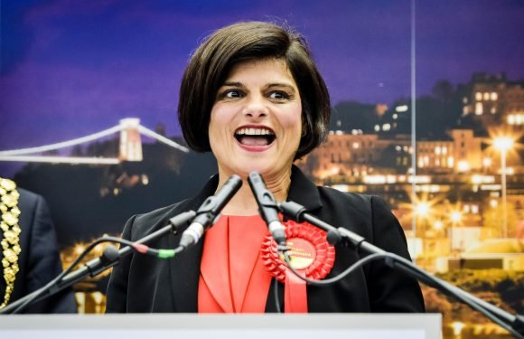 Labour MP Thangam Debbonaire 'bullied and laid into' by lefties because she attended an anti-Semitism rally