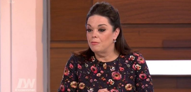 Lisa Riley's heartache as doctors tell her 'IVF will likely end in failure'