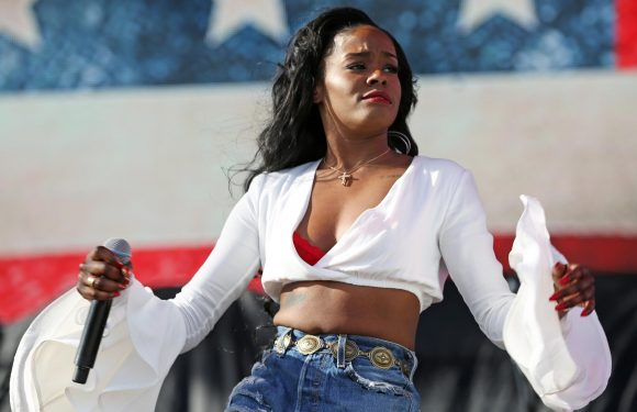 Azealia Banks says she was raped in Instagram post – but then deletes it