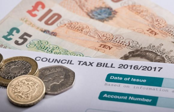 500 Council bosses now earn more than Theresa May as Brits face tax rises