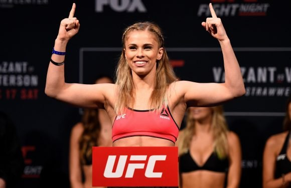 UFC star Paige VanZant says she was sexually assaulted aged 14 in new book