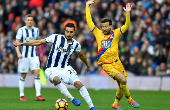 West Brom ace Nacer Chadli can leave for £17m this summer due to relegation release clause