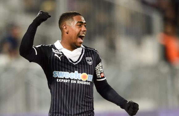 Tottenham suffer blow in Malcom race after forward reveals ambitions to play for PSG