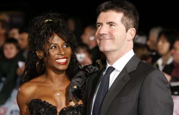 Sinitta says Simon Cowell is 'very worried' as she prepares to dish the dirt in her 'juicy' tell-all book