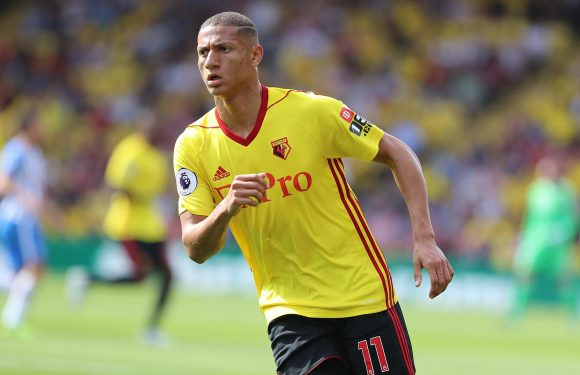 PSG and Monaco in race to sign £40m-rated Watford star Richarlison this summer