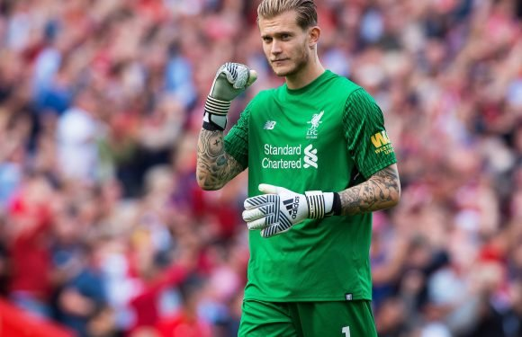 Liverpool stopper Loris Karius set for new contract… just months after heading for the scrapheap