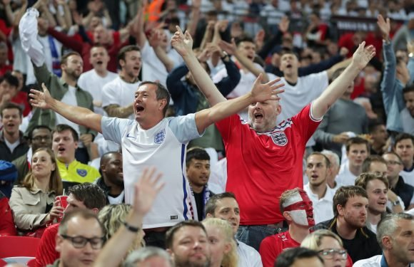 England have fewer World Cup ticket sales than Peru and China as relations with Russia reach crisis point