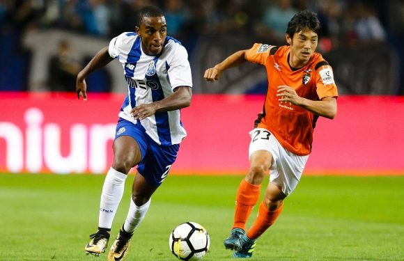 Leicester lining up £22m swoop for Porto defender Ricardo Pereira as talks over summer switch begin