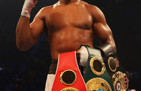 Anthony Joshua claims it's OK for parents to give kids a 'clip around the ear'