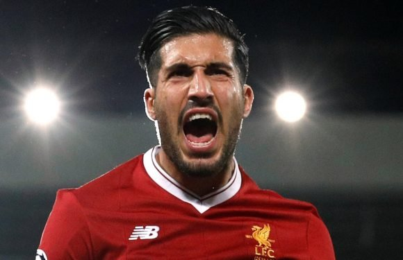 Liverpool star Emre Can to pick between Juventus and Reds in the next ten days