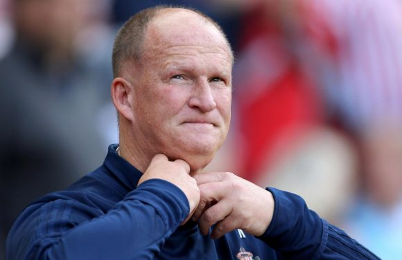 Bradford boss Simon Grayson tipped to take over at Scunthorpe following Graham Alexander's departure