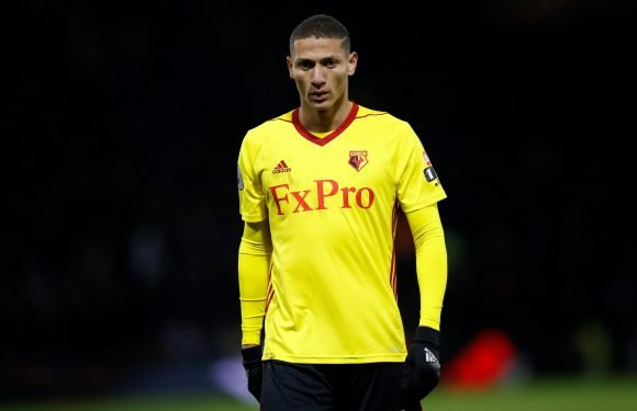 Manchester United and Chelsea chasing £40million-rated Watford star Richarlison this summer