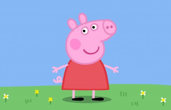 Peppa Pig's never-before-seen 'front face' has been revealed – and it is absolutely terrifying
