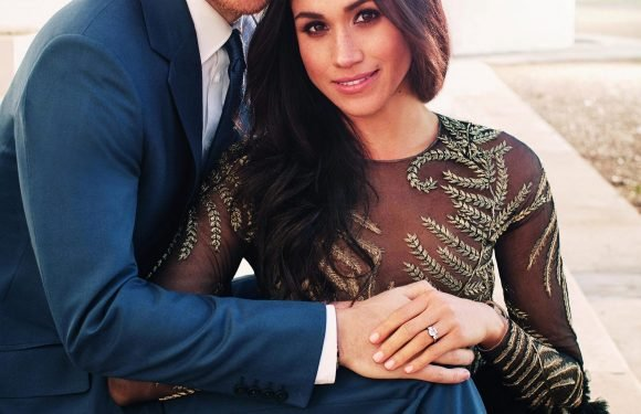 Fashion house may just have dropped a big hint that they will be Meghan Markle's wedding dress designer