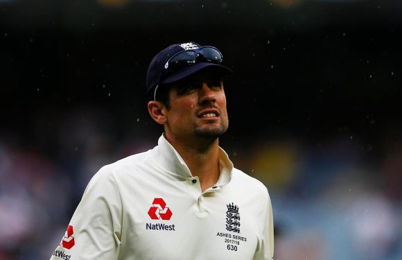 Alastair Cook admits England's players had suspicions Australia were ball-tampering during the Ashes