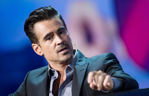 Colin Farrell 'back in rehab' after 12 years of being sober as he checks into £25,000-a-month clinic