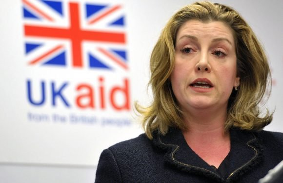 Foreign Aid chief Penny Mordaunt sparks fury by saying it's our 'moral duty' to splash billions of taxpayers' cash overseas