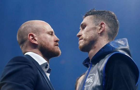 WBA champion George Groves declares his shoulder has healed and he will be fit to face Callum Smith in the World Boxing Super Series final on July 7
