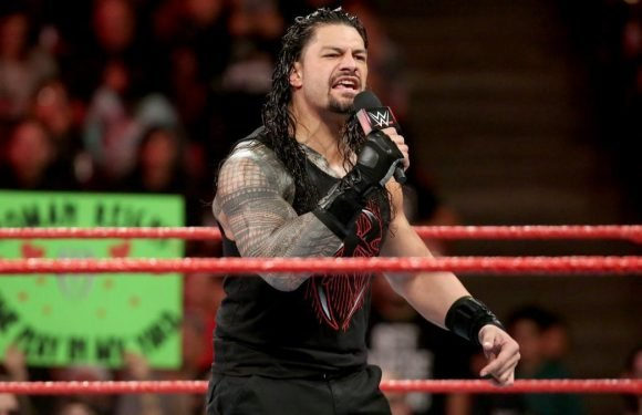 WWE star Roman Reigns IS good in the ring, isn't being over-pushed and is improving on the mic… so lay off him