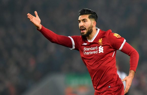 Juventus expecting soap opera over Emre Can with Liverpool star set to leave in the summer transfer window