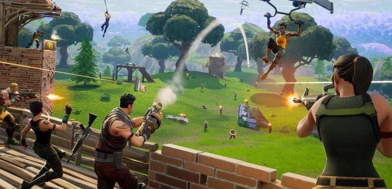 Children 'targeted by online predators' while playing Fortnite online