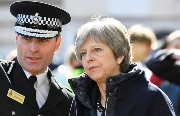 Theresa May forced to U-turn on stop and search and extend powers amid wave of crime across UK