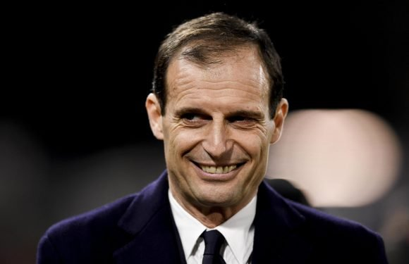 Chelsea and Arsenal target Massimiliano Allegri starts learning English as Juventus boss eyes Premier League move