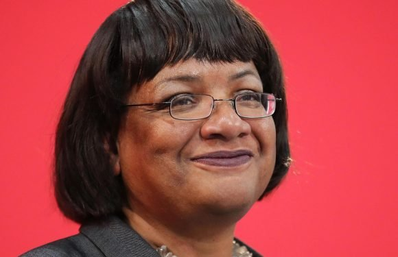 Diane Abbott ridiculed after she is accused of suggesting that WW2 'is the only war she would ever support'
